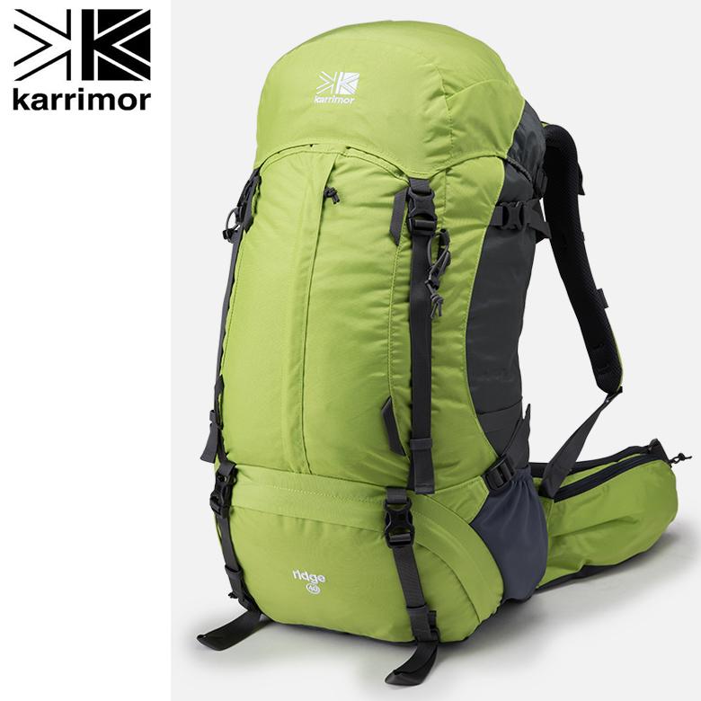 karrimor カリマー ridge40 type2 リッジ40 タイプ2 A.グリーン リュック ザック アウトドア
