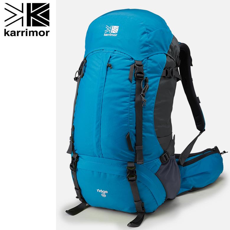 karrimor カリマー ridge40 type2 リッジ40 タイプ2 Kブルー リュック ザック アウトドア