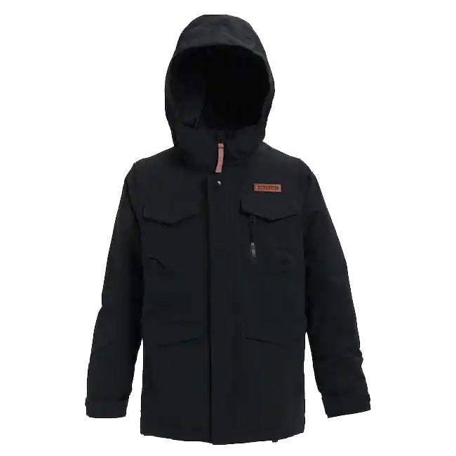 18-19 バートン ボーイズ コバートジャケット ジュニア スノーボードウェア スノーボードジャケット