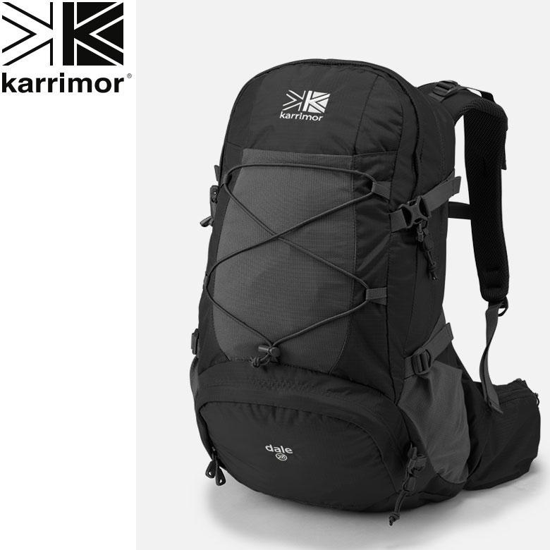 karrimor カリマー dale 28 type2 デール28 タイプ2 ブラック リュック ザック アウトドア