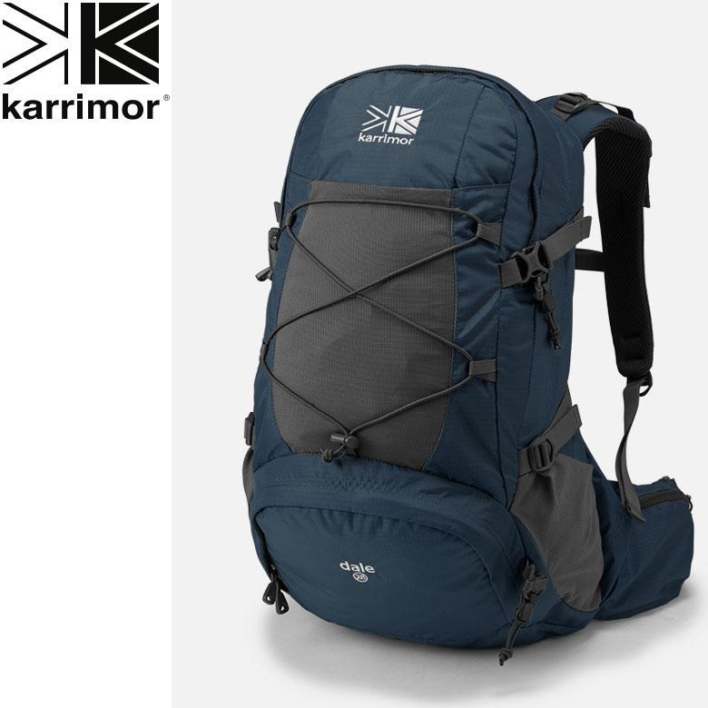karrimor カリマー dale 28 type2 デール28 タイプ2 インク リュック ザック アウトドア