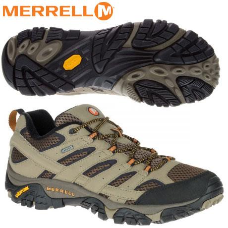 メレル モアブ 2 ゴアテックス トレッキングシューズ メンズ MERRELL MOAB 2 GORE-TEX M06035