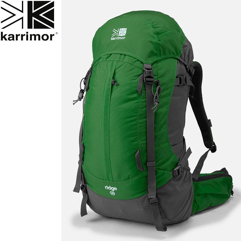 人気が高い  karrimor カリマー ridge30 リーフグリーン type1 リッジ30 タイプ1 リッジ30 リーフグリーン リュック リュック ザック アウトドア, 葛尾村:f286a3c9 --- hortafacil.dominiotemporario.com
