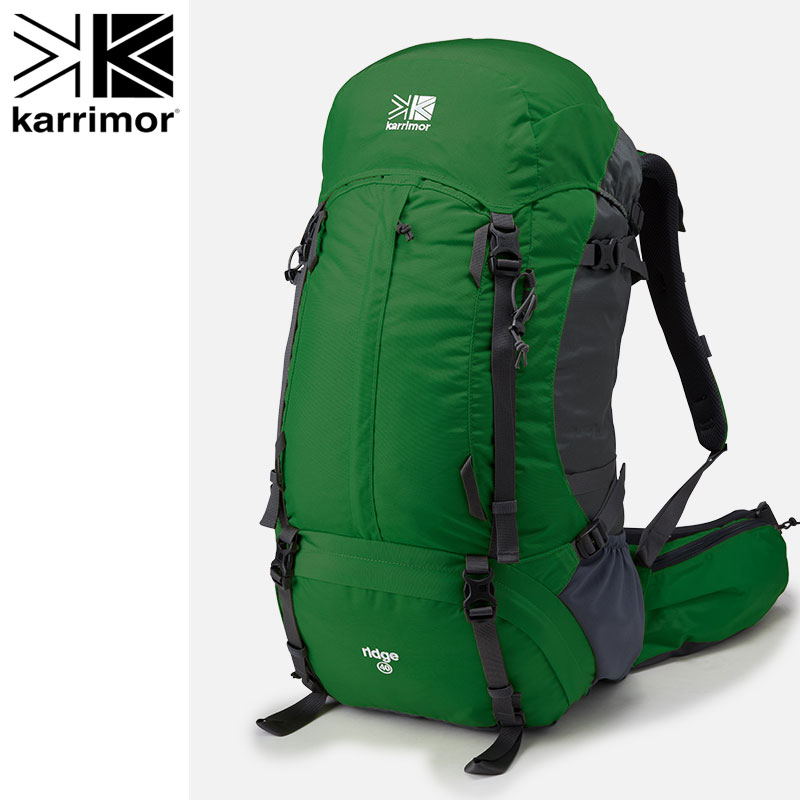karrimor カリマー ridge40 type2 リッジ40 タイプ2 リーフグリーン リュック ザック アウトドア