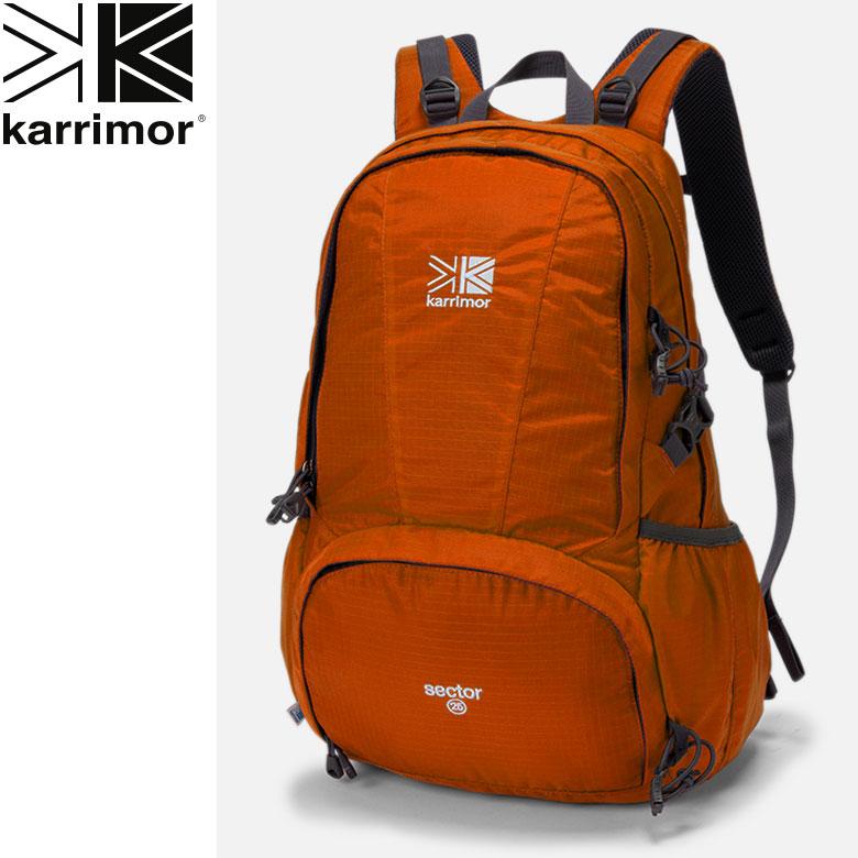 karrimor カリマー sector25 セクター25 テラ リュック ザック アウトドア