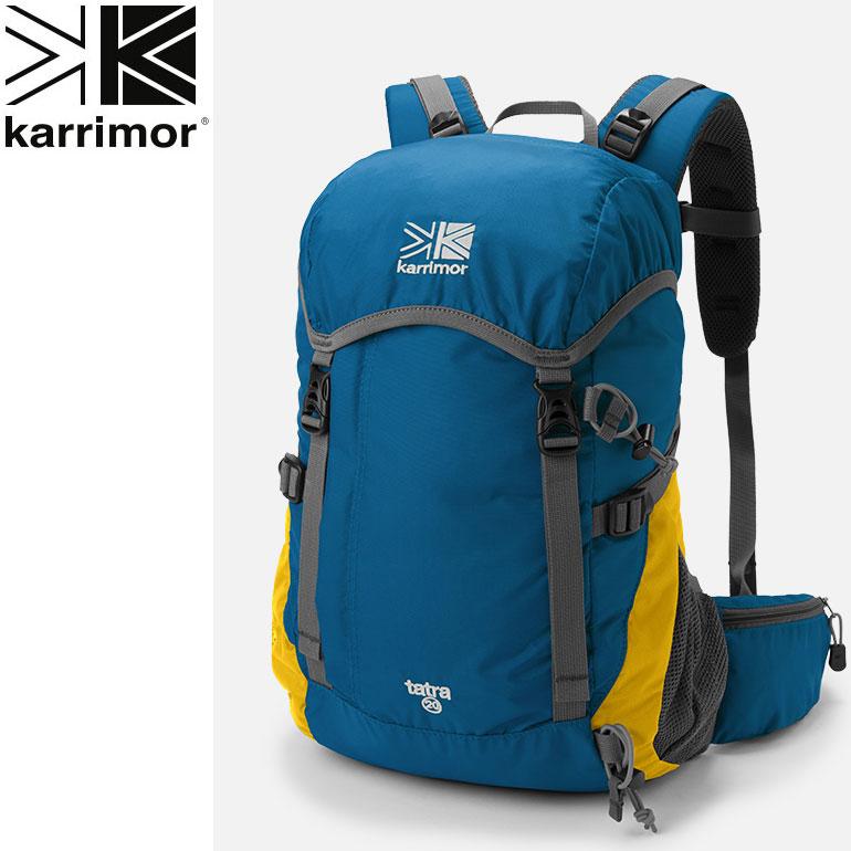 karrimor カリマー tatra20 タトラ20 インペリアル/イエロー リュック ザック アウトドア