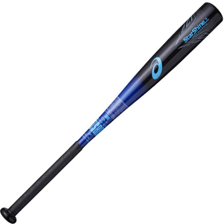 アシックス ASICS 少年軟式バット スターシャイン 少年野球バット(ジュニア用・子供用・小学生) BB8504