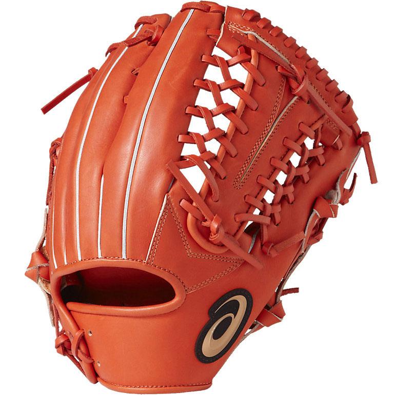 ASICS アシックス 硬式グラブ ネオリバイブ 内野手 外野手 兼用(高校野球/硬式グローブ)BGH7MU