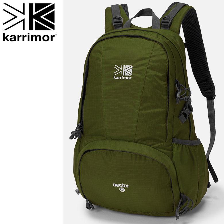 karrimor カリマー sector25 セクター25 ダークオリーブ リュック ザック アウトドア