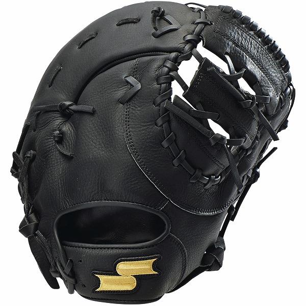 エスエスケイ SSK 一般用軟式 ファーストミット ゴッドナイン 一塁手用 右投げ 軟式野球 GNF803-90