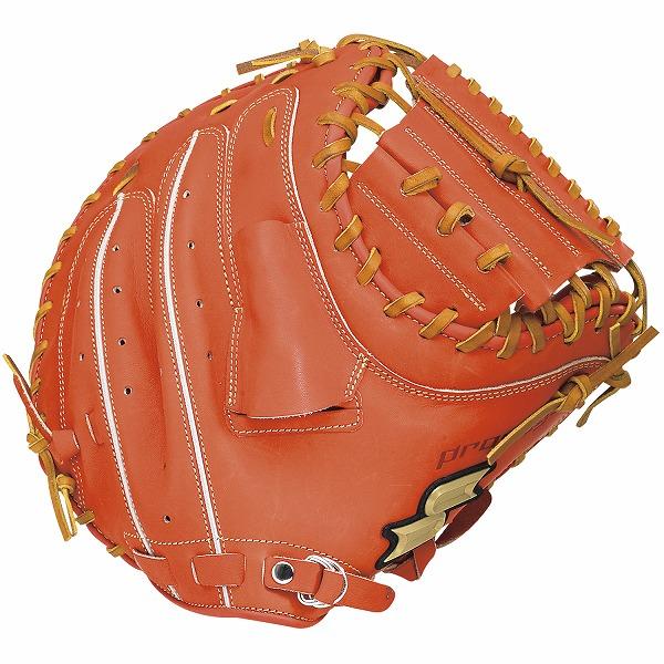 SSK エスエスケイ 一般用軟式 キャッチャーミット プロエッジ 捕手用 右投げ 軟式野球 PENM82120-3347