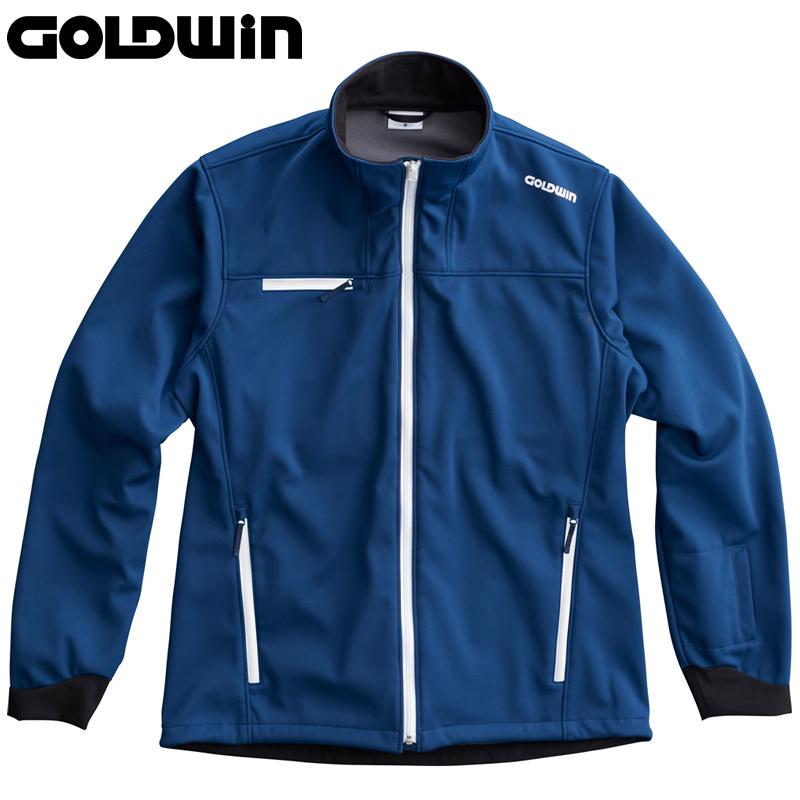 【SALE】16-17 ゴールドウィン レーシングソフトシェルジャケット スキーウェア ミドラージャケット G51600P