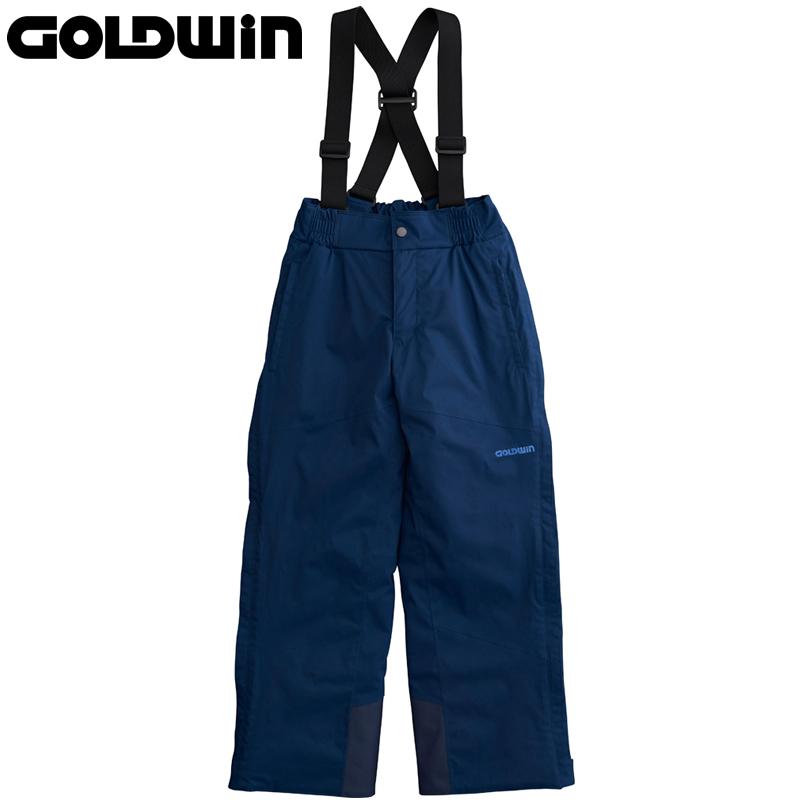 【SALE】16-17 ゴールドウィン ジュニア ブライトサイドジップパンツ スキーウェア スキーパンツ GJ31601P