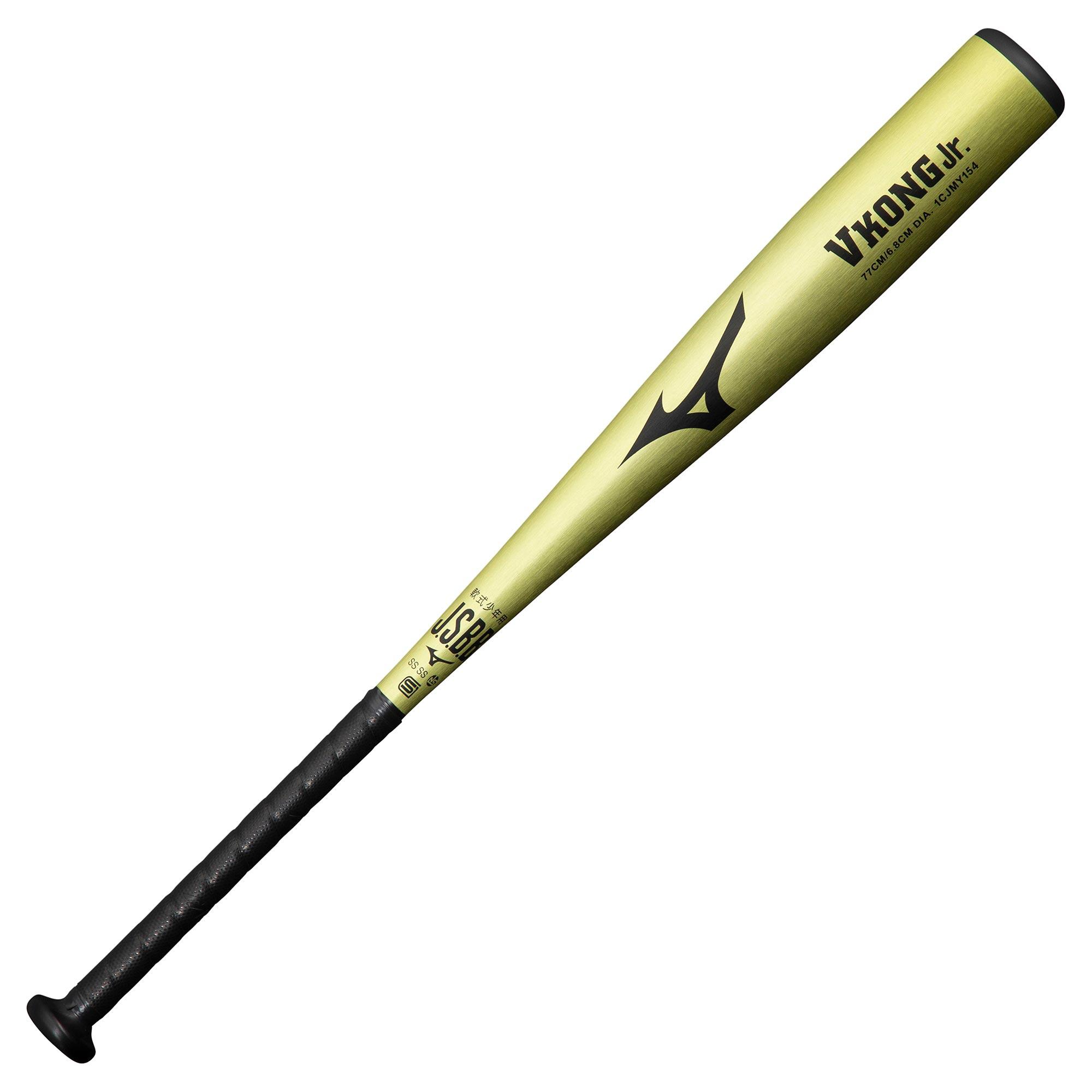 少年野球バット ブイコング ジュニア 小学生 野球バット 超目玉 2021年7月発売 新作 少年野球 ミズノ 全品送料無料 Jr 少年軟式バット Vコング 1CJMY15477-40 バット