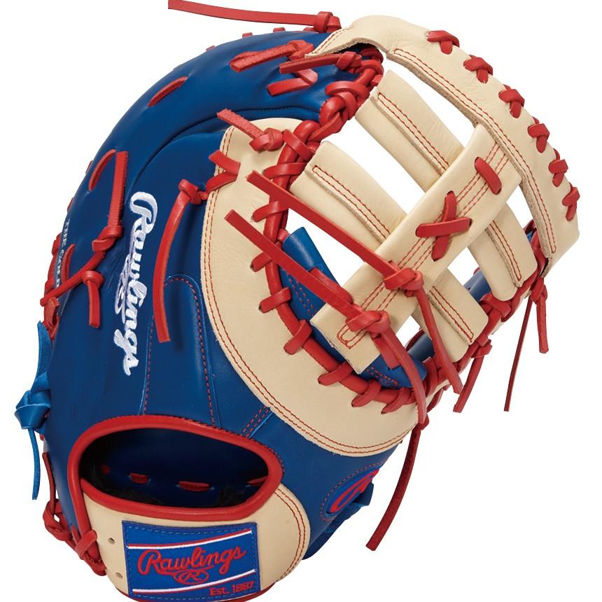 2020春夏 ローリングス 一般軟式 ファーストミット HOH メジャースタイル 一塁手用 軟式野球 グローブ GRXHM3ACD-RYCAM