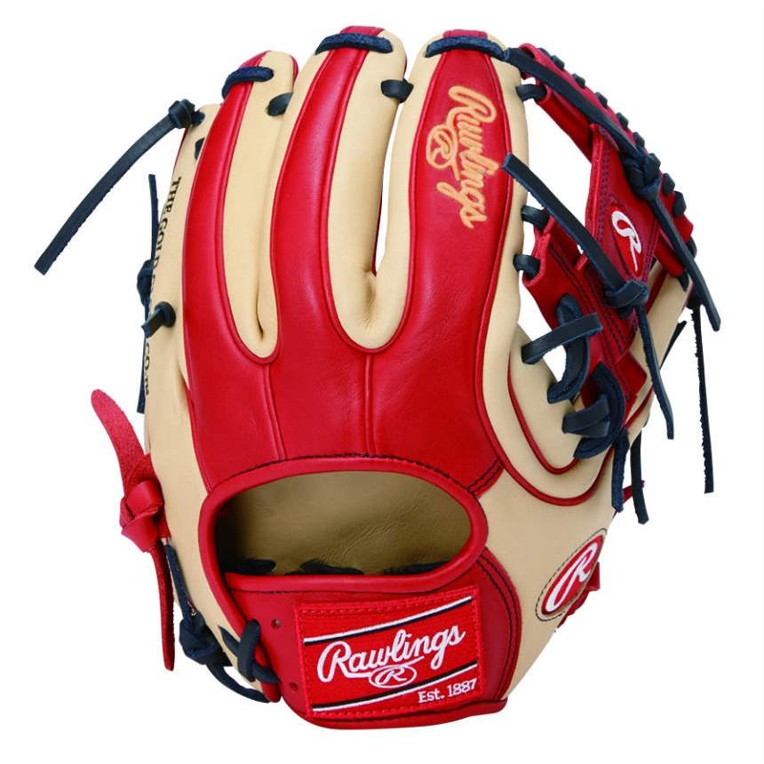 2020春夏 ローリングス 一般軟式グラブ HOH メジャースタイル 内野手用 軟式野球 グローブ GRXHMC42-CAMSC