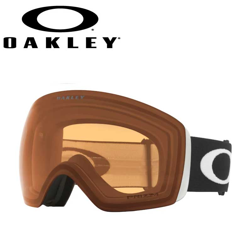 19-20 オークリー フライトデッキ ゴーグル スキー スノーボード OO7050-75