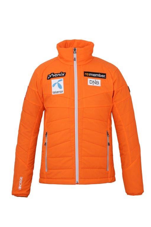 【SALE】19-20 フェニックス ノルウェー アルペンチーム インシュレーション ジャケット メンズ ミドラー スキーウェア PF972IT00