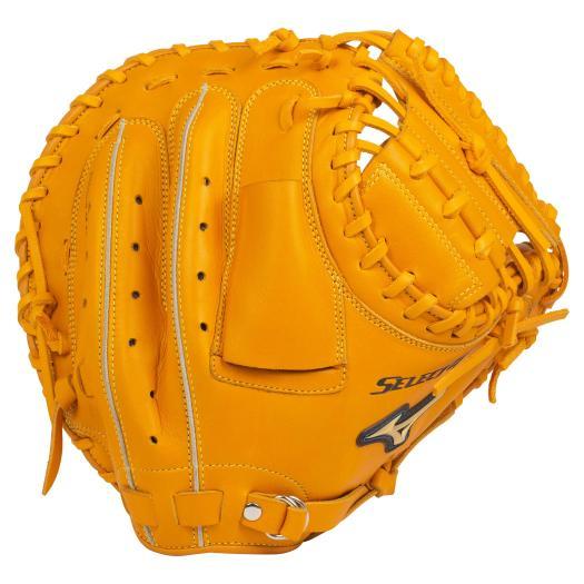 ミズノ 一般軟式 キャッチャーミット セレクトナイン 右投げ 軟式野球 中学・一般 大人 1AJCR22700-47