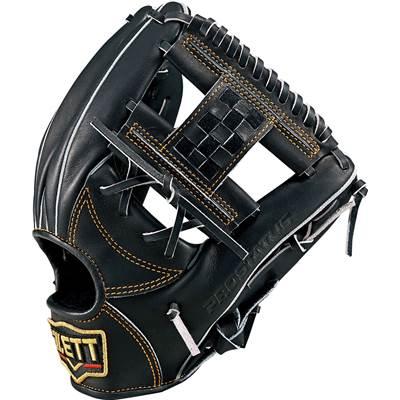 ゼット 一般軟式グラブ プロステイタス 二塁・遊撃手用 右投げ 軟式野球グローブ BRGB30010