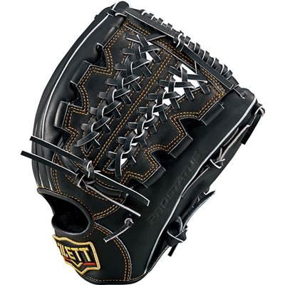 ゼット 一般軟式グラブ プロステイタス 三塁手用 右投げ 軟式野球グローブ BRGB30070