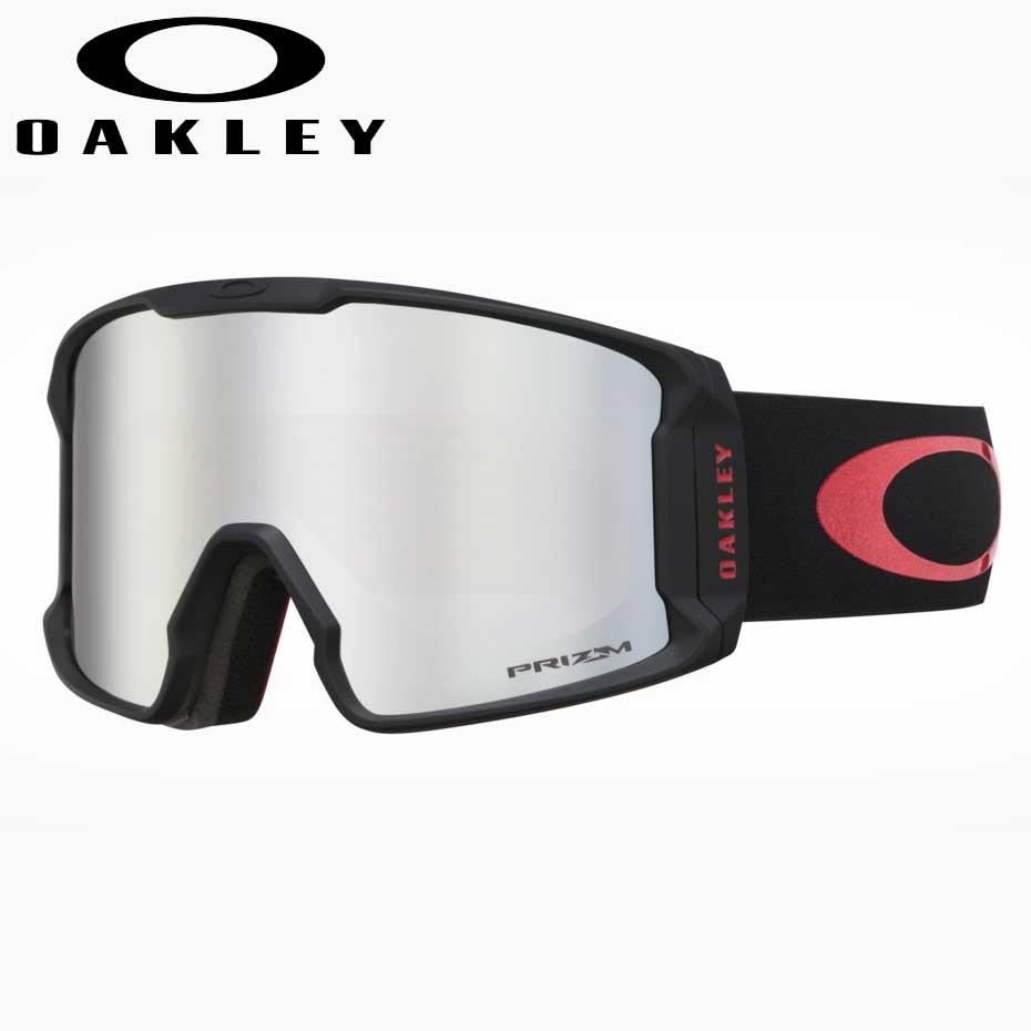 19-20 オークリー ラインマイナー ゴーグル スキー スノーボード OO7070-4101