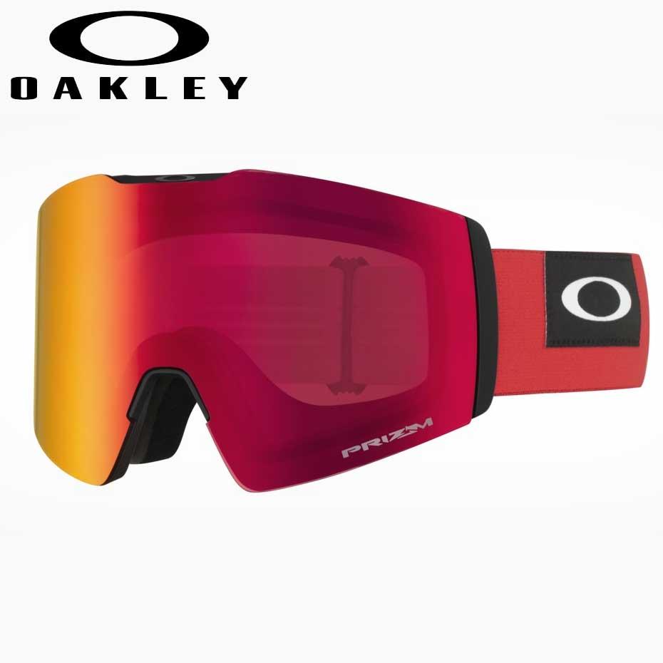 19-20 オークリー フォールライン XL ゴーグル スキー スノーボード OO7099-1300