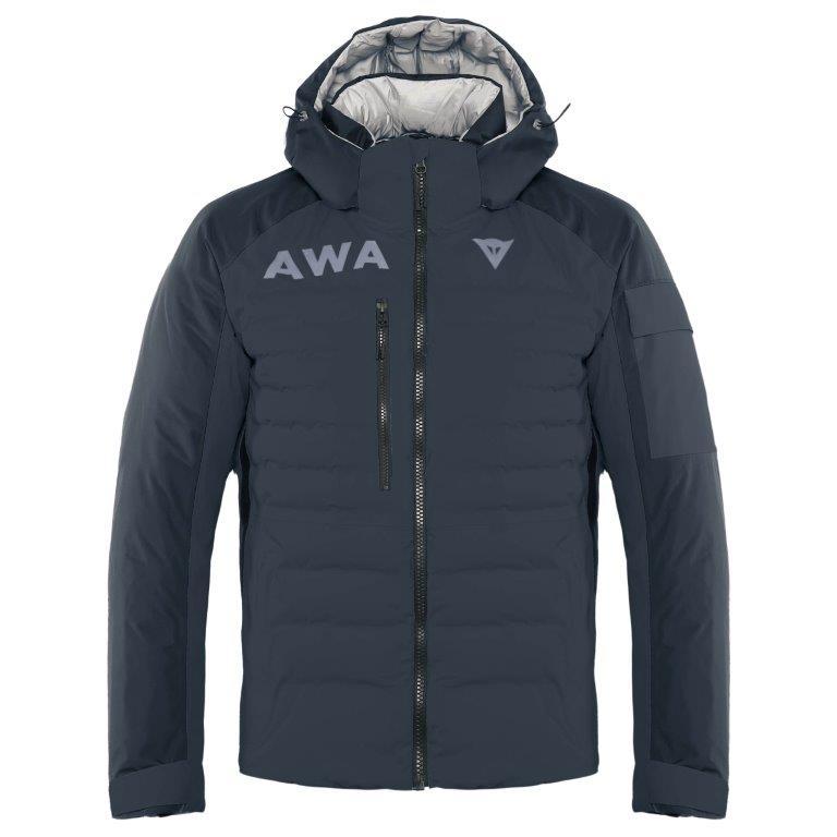Dainese ダイネーゼ AWA BLACK JACKET MAN メンズ スキーウェア ダウンジャケット 4749473 /お取り寄せ商品D