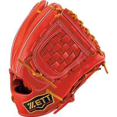 ゼット 硬式グラブ プロステイタス 二塁・遊撃手用 右投げ 硬式野球 BPROG560