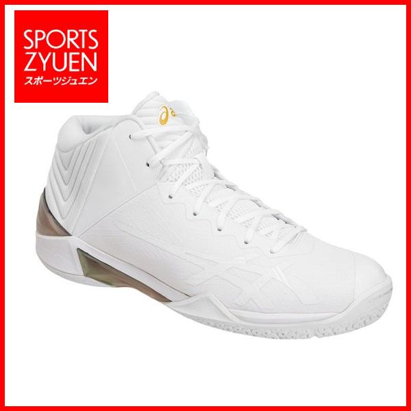 アシックス バスケットボール ゲルバースト22 スリム TBF33G 0101