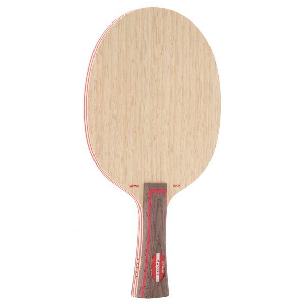★ポイント10倍★ STIGA スティガ 卓球ラケット クリッパーウッド 平野美宇 102035 FLA