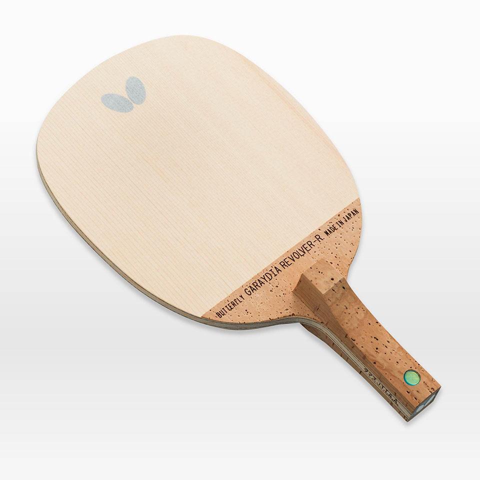 ★ポイント10倍★ バタフライ Butterfly 卓球ラケット ガレイディア リボルバー 23840