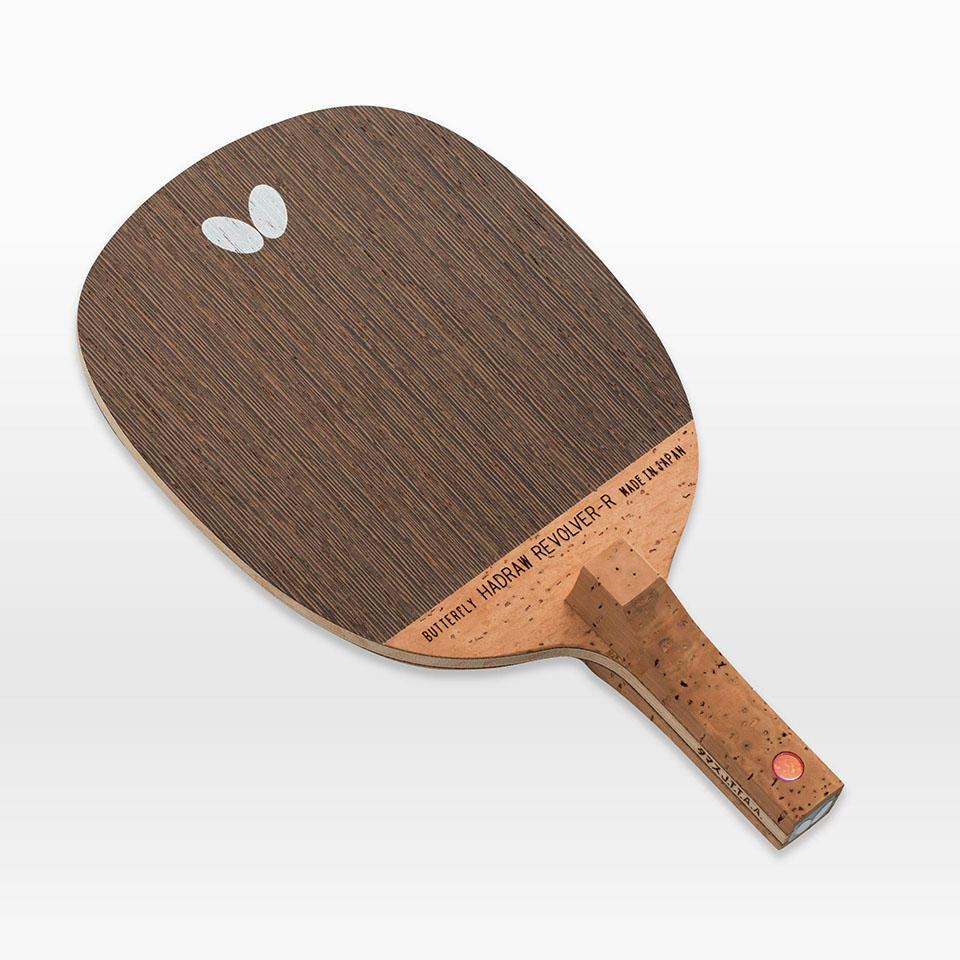 ★ポイント10倍★ バタフライ Butterfly 卓球ラケット ハッドロウ リボルバー 23850