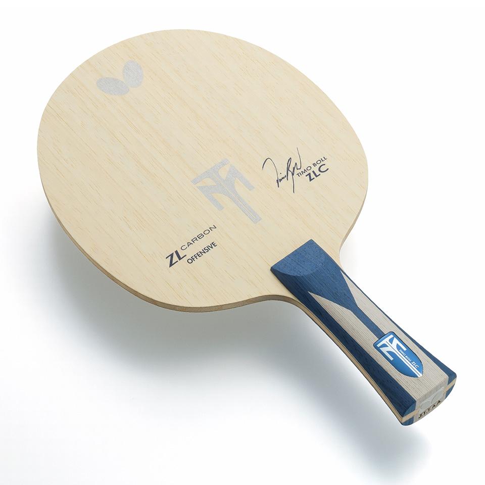 ★ポイント10倍★ バタフライ Butterfly 卓球ラケット ティモボル ZLC 35831 FL