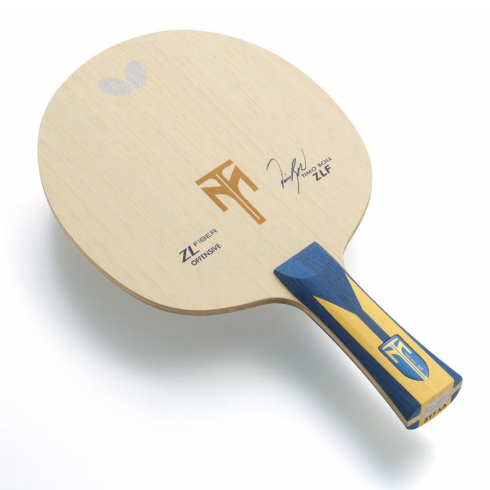 ★ポイント10倍★ バタフライ Butterfly 卓球ラケット ティモボル ZLF 35841 FL