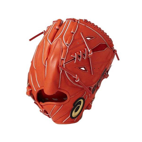 【全品ポイント10倍以上!】アシックス 野球 硬式用 グラブ 投手用 ゴールドステージ スピードアクセル BGH8SP
