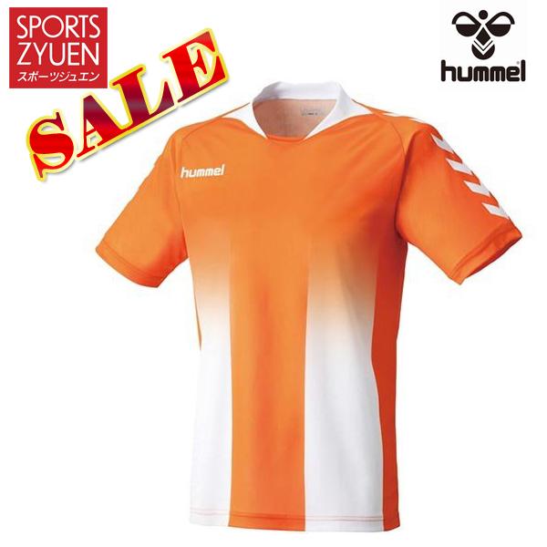 ヒュンメル ジュニア サッカー ゲームシャツ HJG1026 3510