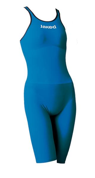 ◎ジャケッド レディース競泳水着 レース用 FINA承認 J-KATANA 0820033 BLU【返品・交換不可商品】