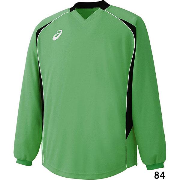 P5倍+10%OFFクーポン アシックス サッカー 84 セール XS1192 GKシャツ タイムセール