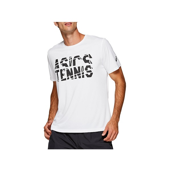 テニスウェア 市場 半袖 P2倍+10%OFFクーポン アシックス メンズ テニス ショートスリーブトップ 2041A033 プラクティス 祝日 100 ウェア
