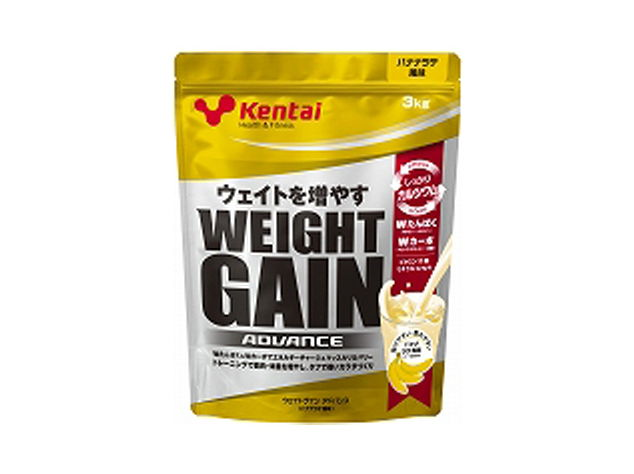 素晴らしい 健康体力研修所 K3321 3kg プロテイン バナナラテ風味 3kg ウエイトゲインアドバンス Kentai Kentai K3321, さわらびほりだし堂:4c5a5680 --- construart30.dominiotemporario.com