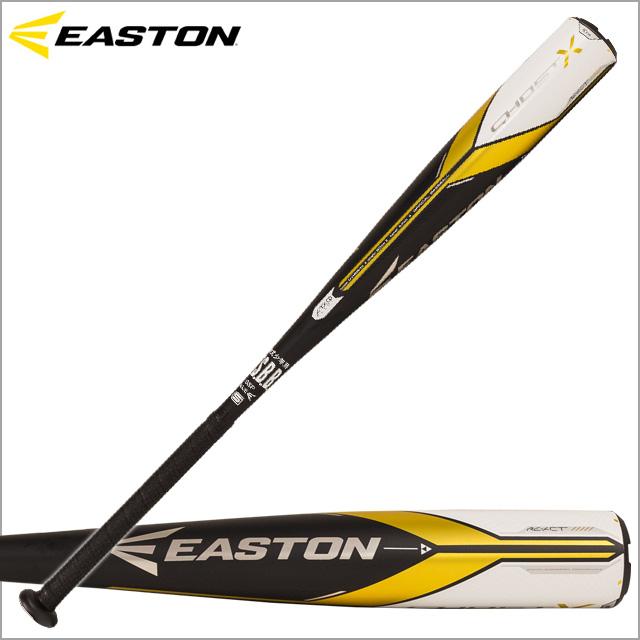 イーストン 少年軟式用バット GHOST X RE-ACT 【EASTON2018】 NY18GHX