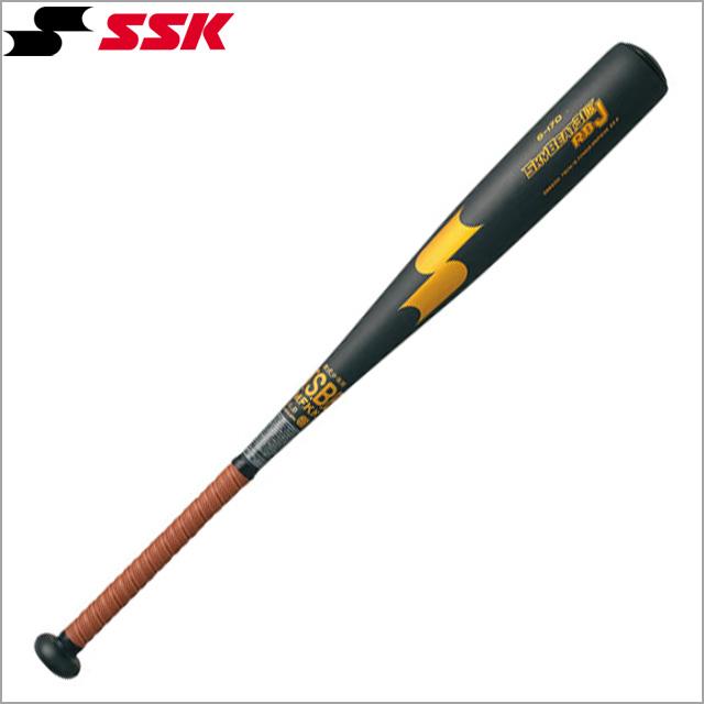 SSK/エスエスケイ 少年軟式用バット 金属製 スカイビート 31K RB J SBB5001-9038