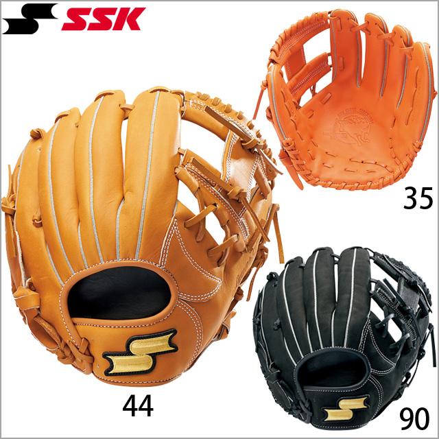 ソフトボールグラブ スーパーソフト 7Sサイズ SSK/エスエスケイ 【ソフトオールラウンド】 SSS8040