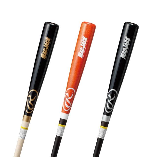 40%OFF 軟式木製バット MAC JACK(マックジャック) ローリングス 野球 Rawlings2018FW BRW8FMJ