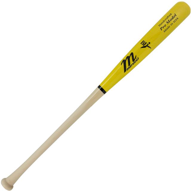 硬式木製バット プロモデル marucci/マルーチ 野球 BFJマーク入り マルッチ 硬式バット 野球 MVEJVW10