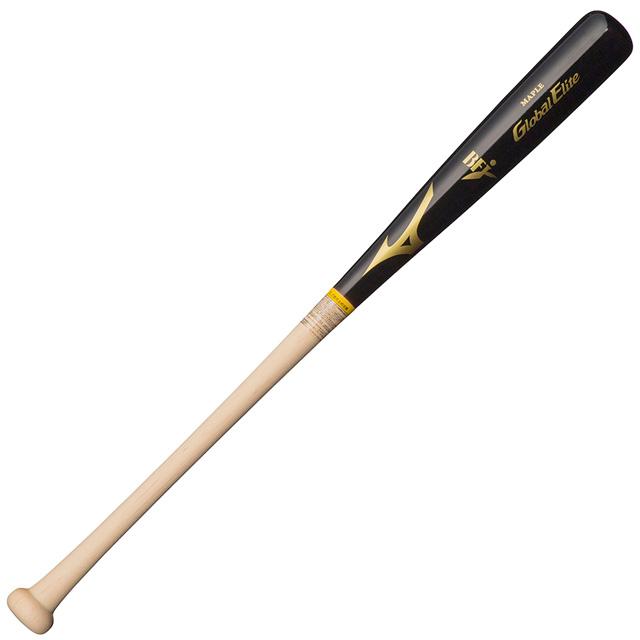 硬式バット 木製 ミズノ 野球 メイプル グローバルエリート 一般 大人 1CJWH14885-TM51