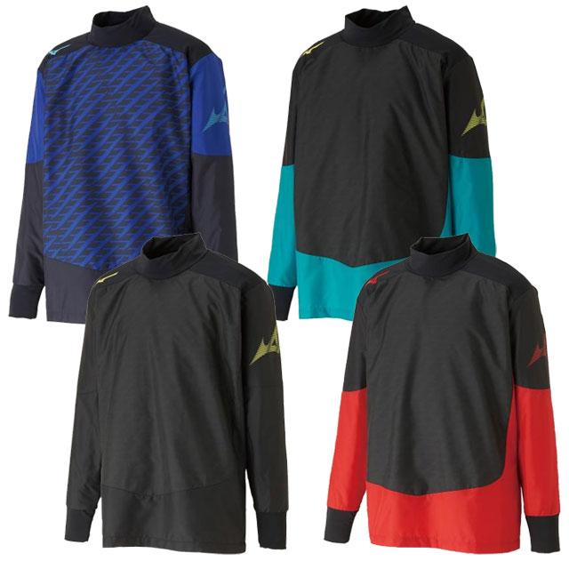 サッカー フットサル ミズノ ジュニア トレーニングウェア ピステシャツ P2ME9625