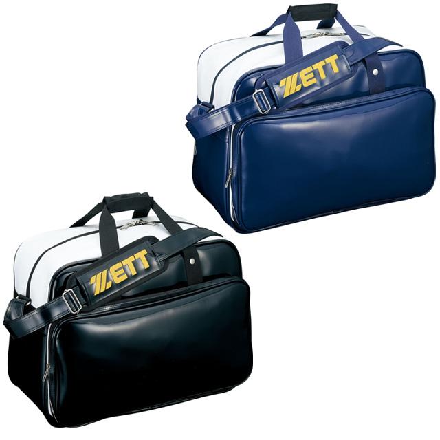 セカンドバッグ ZETT/ゼット 野球 ショルダータイプ 大型 大容量 BA592