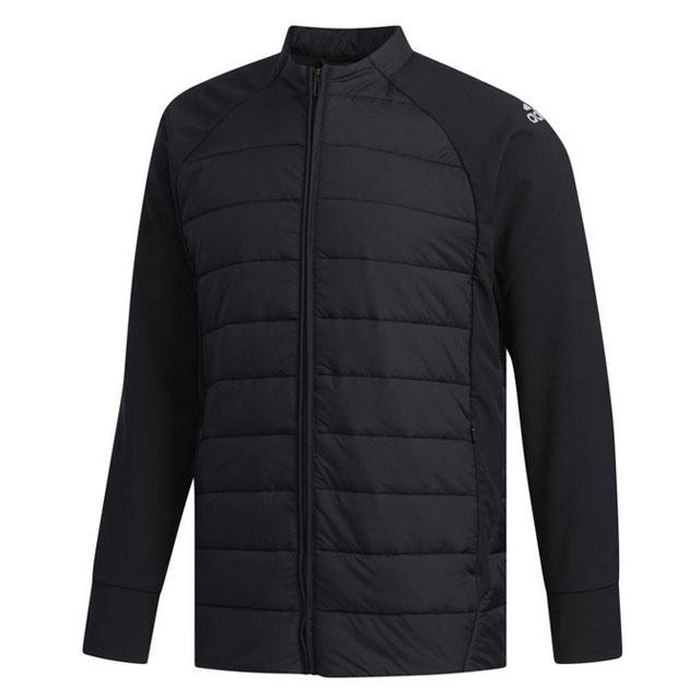 アディダス M4T トレーニングパデッドジャケット サッカー フットサル トレーニングウェア 防水 保温 ブラック 【adidas2019FW】 EYW30-FJ6217